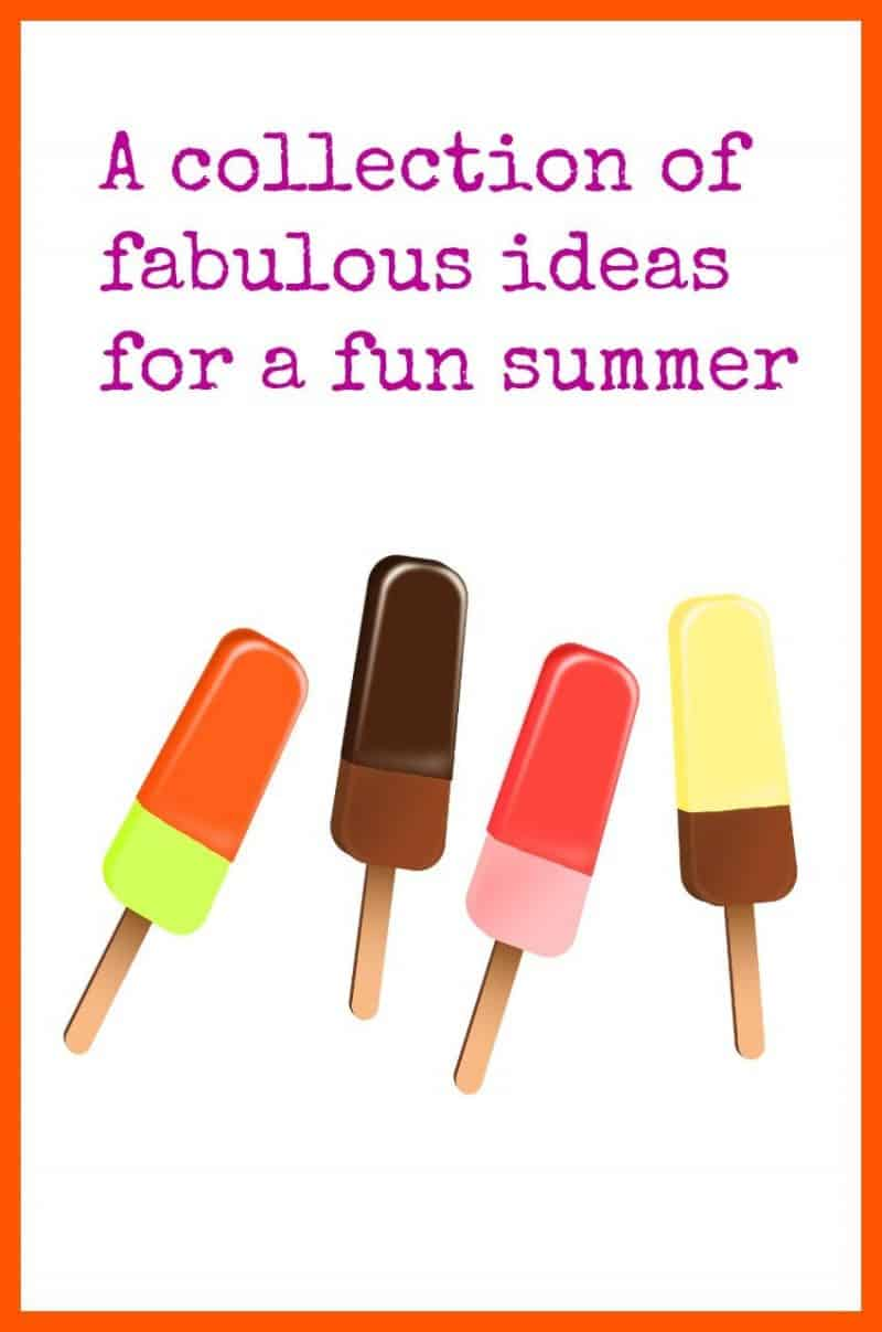 ideas for a fun summer