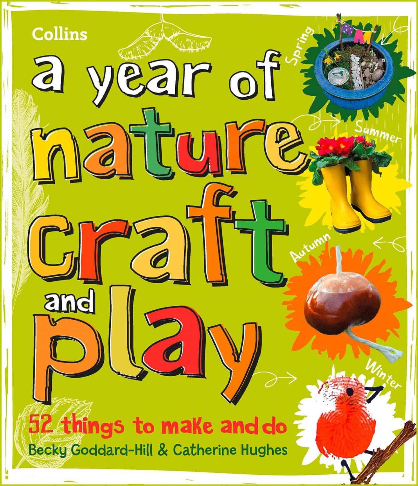 nature crafts book