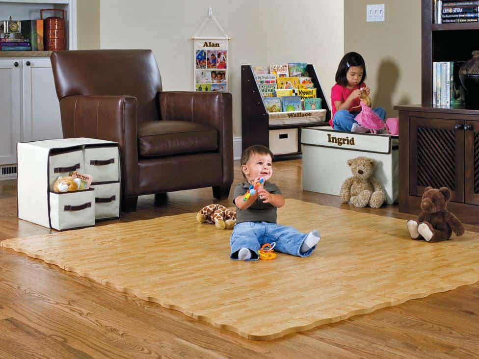 Flooring ideas for a family home