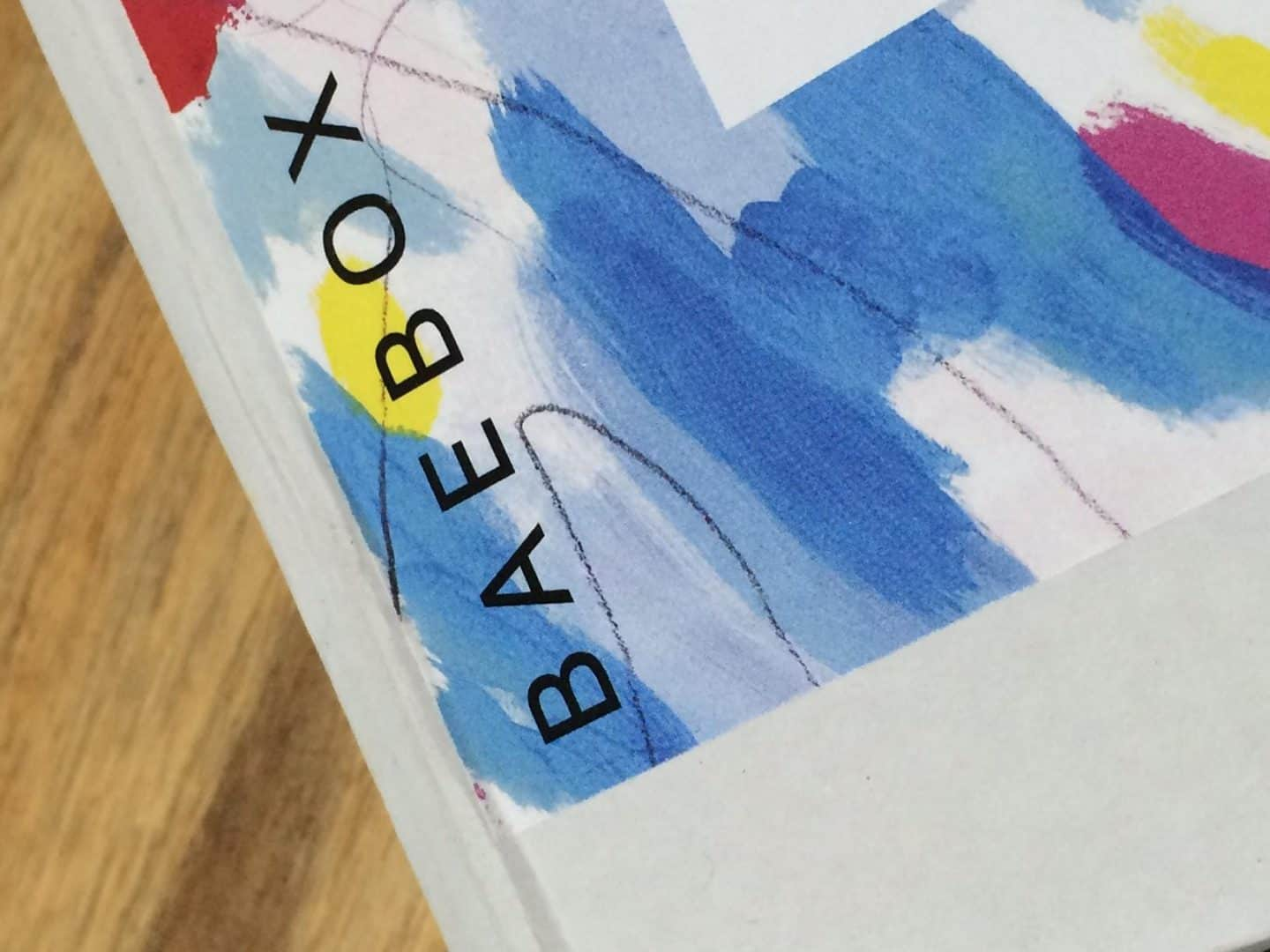 Baebox a subscription box for girls age 8-12.