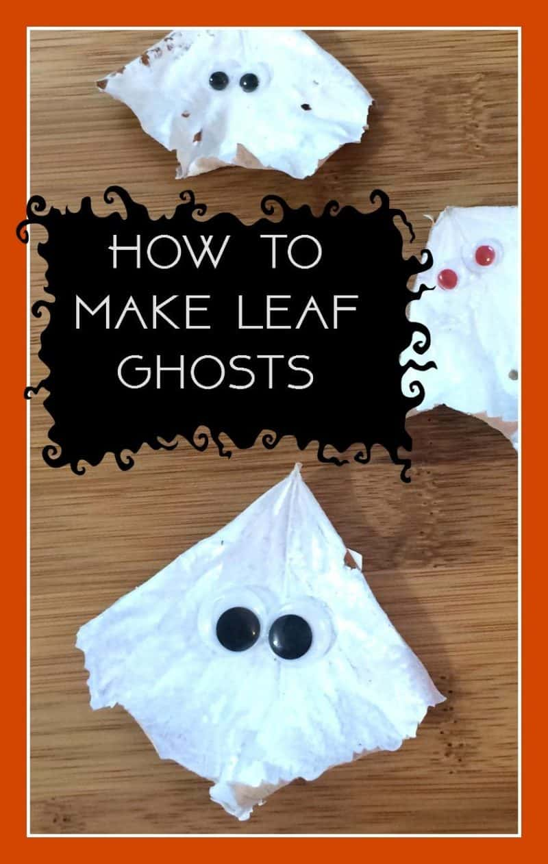 how-to-make-leaf-ghosts