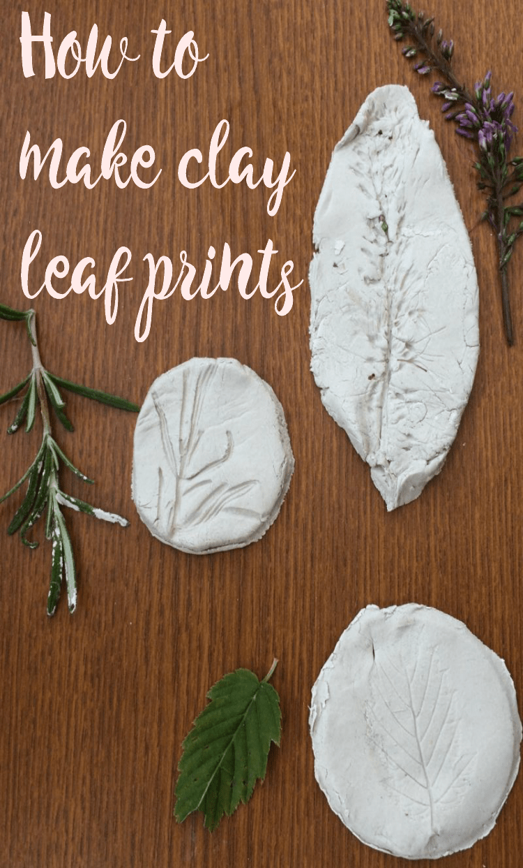 how-to-make-clay-leaf-prints