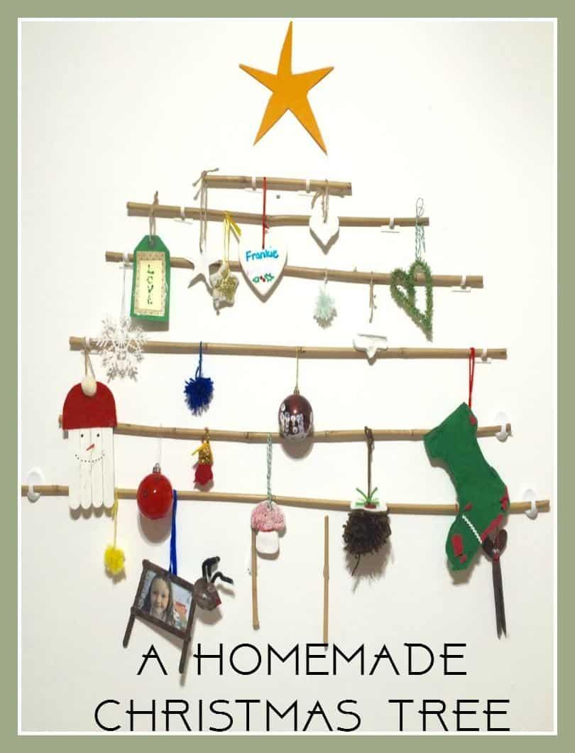 homemade-christmas-tree