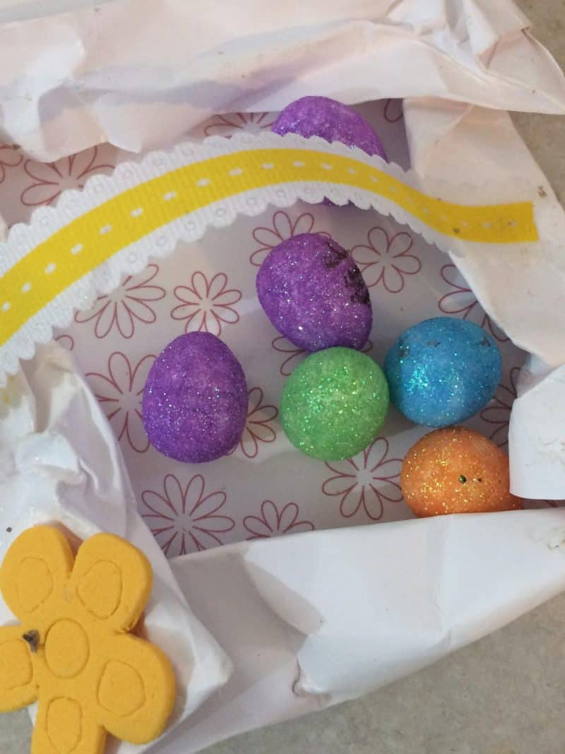 simple easter crafts, simple easter basket