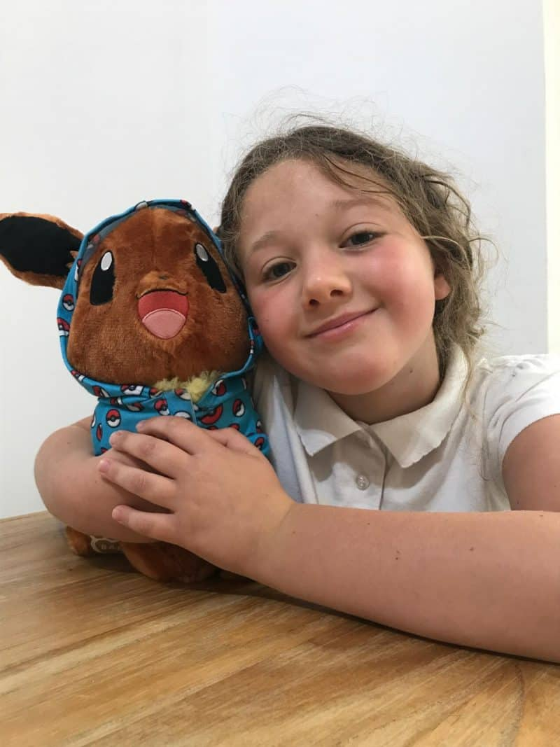 Build-A-Bear Eevee Review