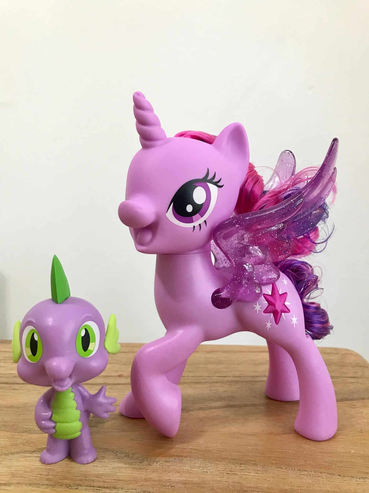My Little Pony Toys from the Movie