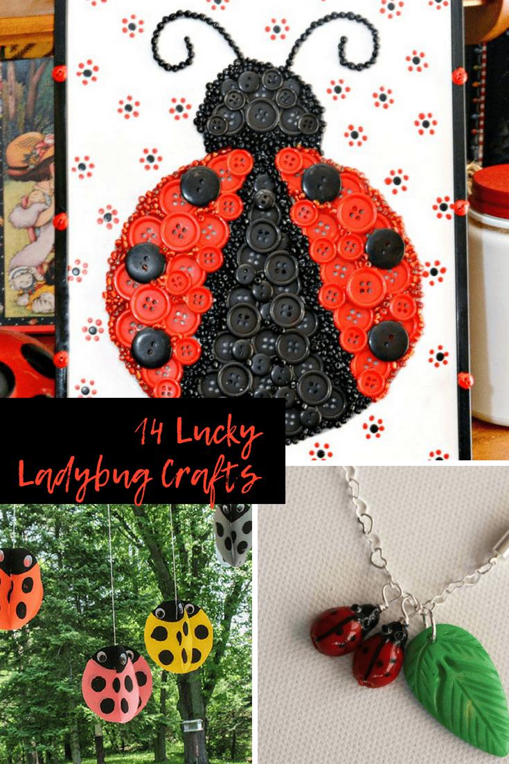 ladybug crafts. ladybird crafts