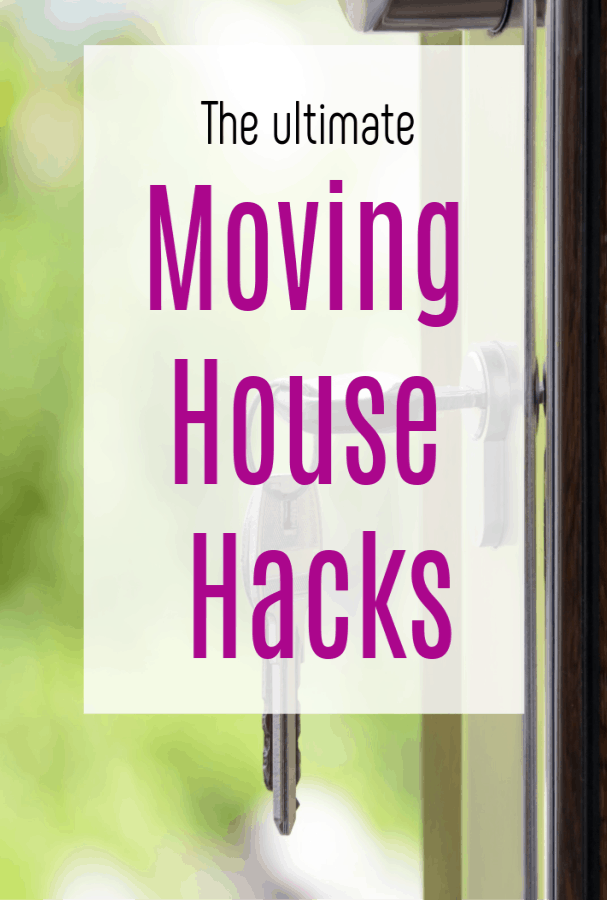 Moving House Hacks, 10 house moving hacks to help you achieve a stress-free house move #housemove #movinghouse #sellingahome #moving #movinghacks