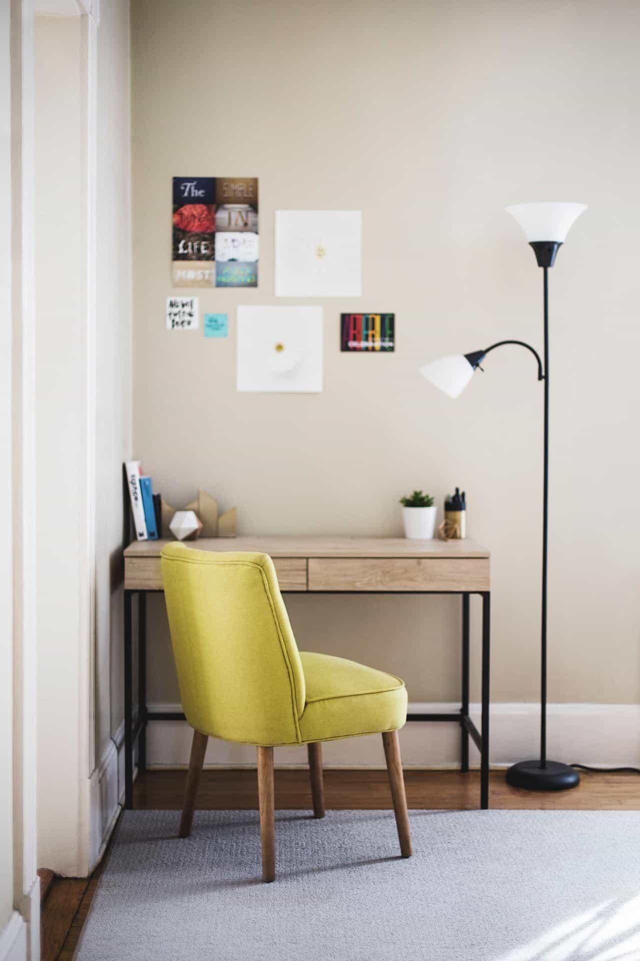 kid's study space